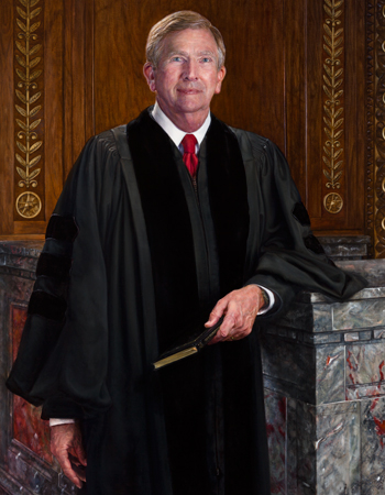 The late Chief Justice Thomas J. Moyer